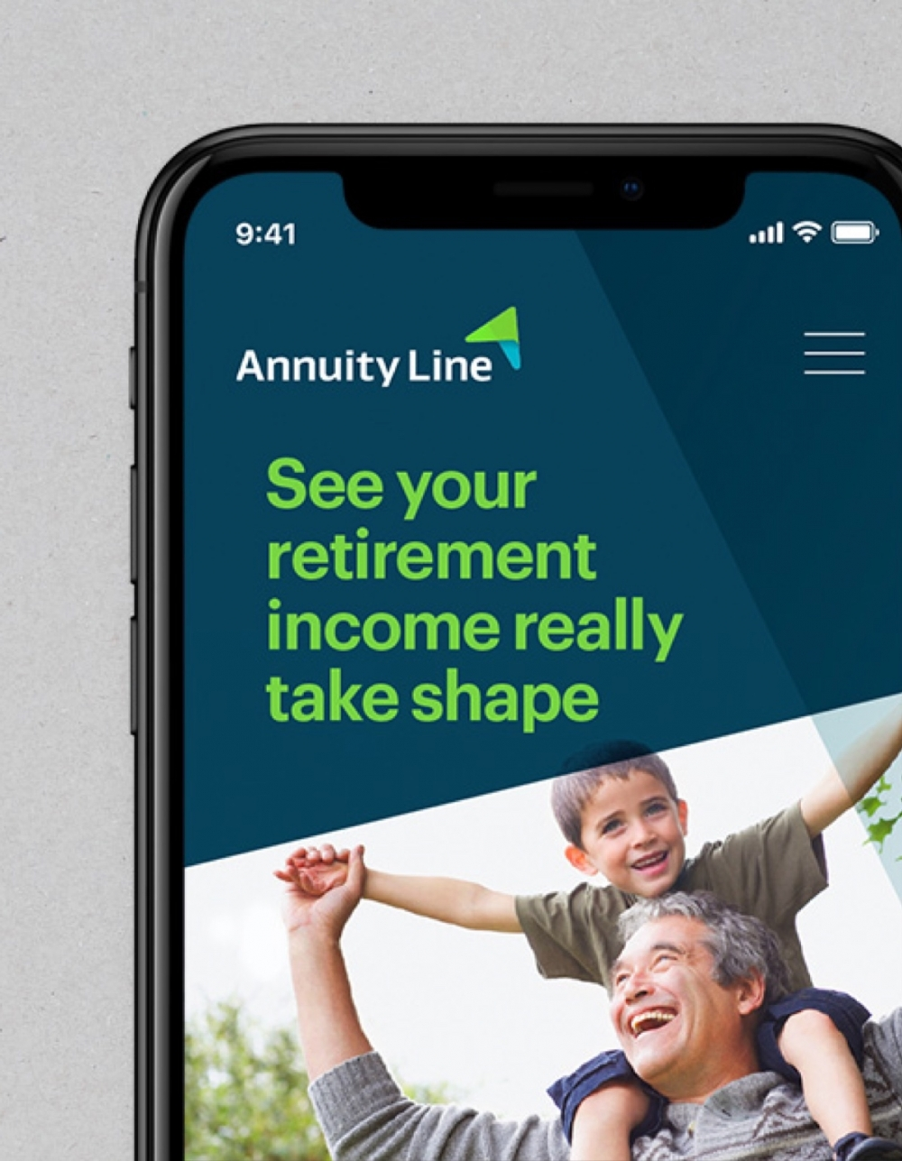 Annuity-Line-iPhone-X-Closeup@2x